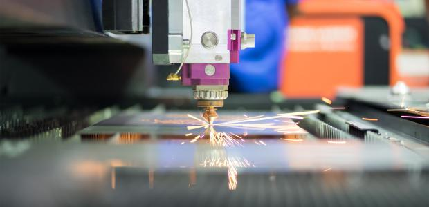 Manufacturing startup packs hi-tech laser processing power