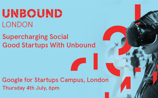 Supercharging Social Good Startups with Unbound