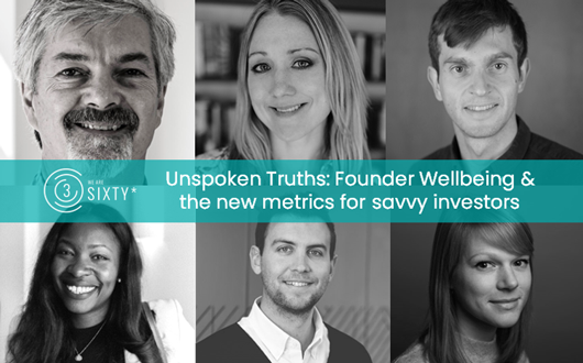 Founder wellbeing and the new metrics for savvy investors