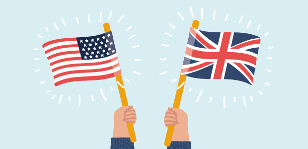 Same, but different: Scaling your PR from the UK to US