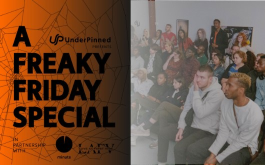 UnderPinned Freelance Fridays Presents: A Freaky Friday Special
