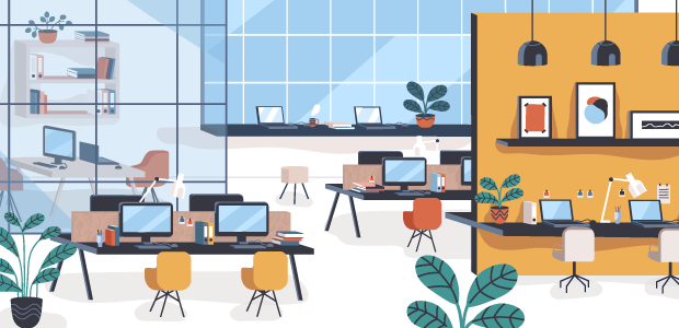 Five Steps to Finding the Perfect Office Space