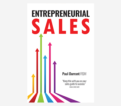 Entrepreneurial Sales by Paul Durrant