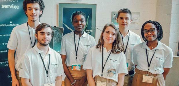 FedEx Express backs student-run startup, Echooo