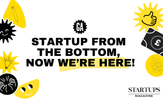 Startup From The Bottom, Now We're Here