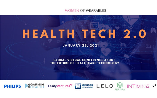 HEALTH TECH 2.0 - virtual conference about the future of health technology