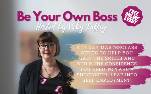 Be Your Own Boss Masterclass Series