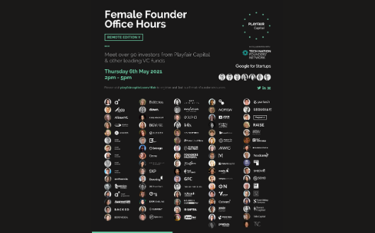 Female Founder Office Hours