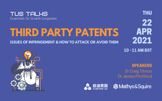 Third Party Patents - Issues of Infringement & How to Attack or Avoid Them