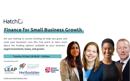 Accessing Finance for Small Business Growth