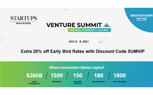 Venture Summit \ Virtual Connect [Global]