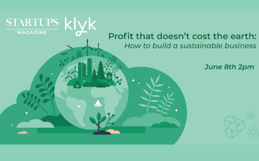 Profit that doesn't cost the earth: How to build a sustainable business