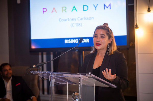 Courtney Carlsson, CEO & Founder, Paradym
