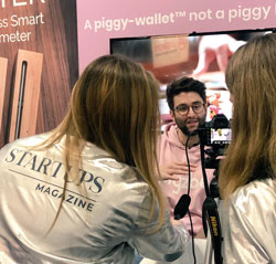Interviewing Pigzbe at CES 2019